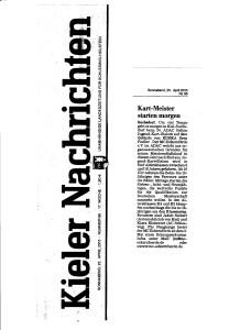 Bericht KN 25.04.15